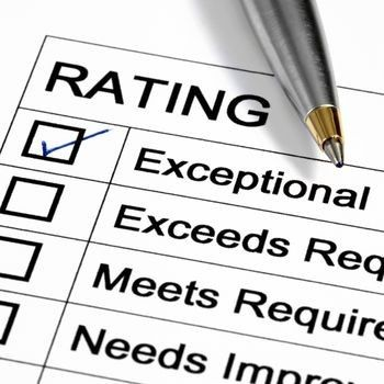 appraisal rating auto appraisers